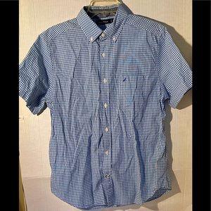 Men's Medium Nautica Short Sleeve Shirt